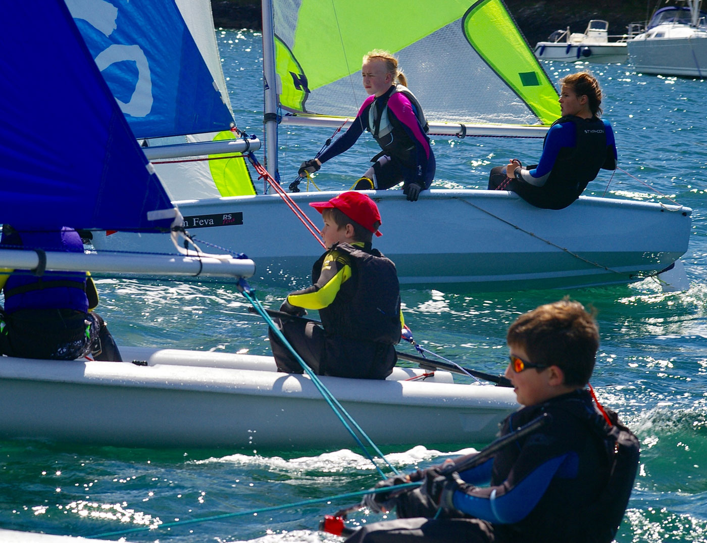 Roseland Youth Sailing Trust
